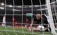 Karius sufrió una conmoción cerebral que pudo influir en sus errores ante el Real Madrid
