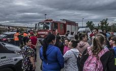 La descarga del transformador pudo ser letal para quienes rescataron al niño en Badajoz