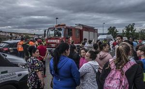 Las 800 protesta hoy por la dejadez barrio tras la descarga eléctrica que sufrió un menor