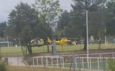El niño que sufrió un paro cardiaco en Talayuela sigue en la UCI del Materno de Badajoz