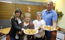 Alcántara repartirá el sábado 3.000 mormenteras, un dulce típico de origen árabe