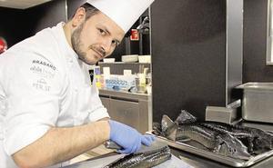 El chef extremeño Juan Manuel Salgado queda fuera de la final mundial Bocuse d'oR