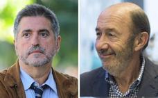 Rubalcaba y Eguiguren hablan el sábado del fin de ETA en el COC de Badajoz