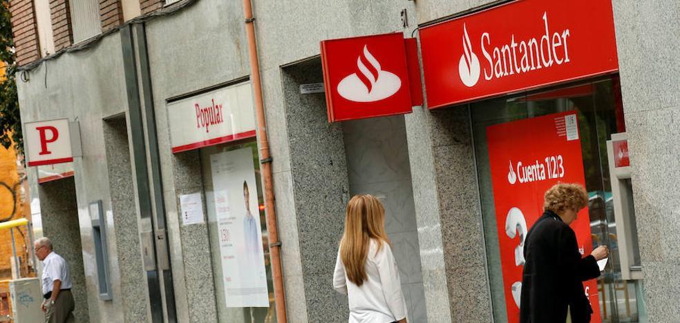 Santander prepara otra reducción de plantilla y oficinas dentro de un año