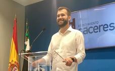 Luis Salaya: «La comisión de Urbanismo de Cáceres está paralizada»