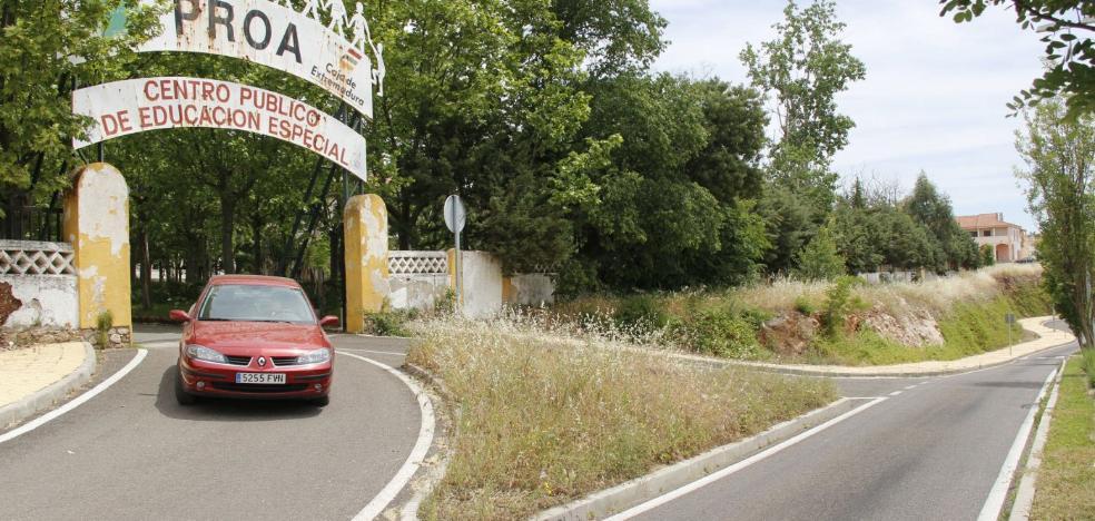 La Fiscalía de Cáceres pide penas de prisión para seis trabajadores de PROA por mala atención