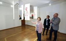Exposición de la artista lusa Margarida Lourenço en el Palacio de la Isla