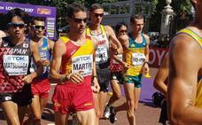 Álvaro Martín será una de las bazas españolas en el Europeo de Berlín
