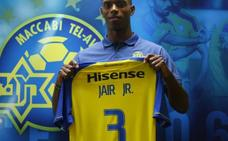 El villanovense Jair deja el Huesca y ficha por el Maccabi Tel Aviv