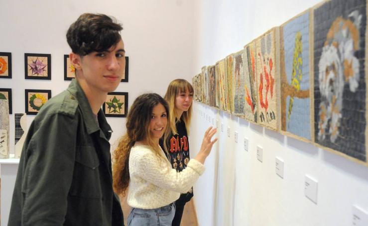Exposición 'Materia del Cambio'
