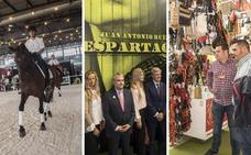 Ecuextre comienza en Badajoz con un homenaje a Espartaco