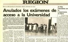 En 1984 ocurrió lo mismo