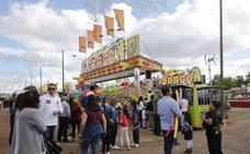 La Feria de San Fernando de Cáceres dejó 70.000 kilos de basura, 4.000 más que en 2017