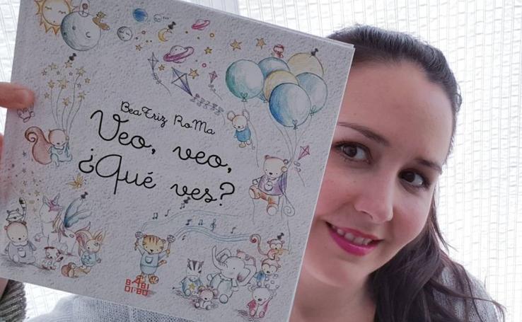 La arquitecta y artista Beatriz Rodríguez se dedica a la ilustración infantil
