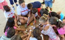 Los comedores de verano llegarán este año a unos mil niños de 31 localidades