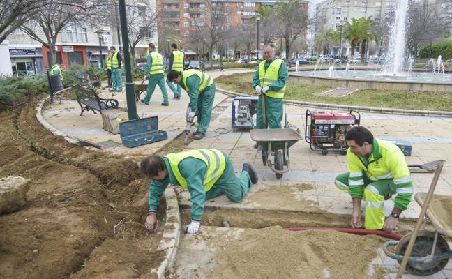 El Ayuntamiento creará 134 empleos en la ciudad y las pedanías con el Aepsa