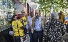 Rubalcaba: «El fin de ETA no ha llegado hasta verse acorralada policial, social y políticamente»