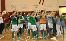 El Jerez Fútsal hace historia y consigue el ascenso a Segunda B
