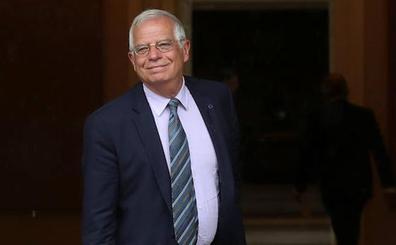 Borrell: «Estamos al borde de un enfrentamiento civil»