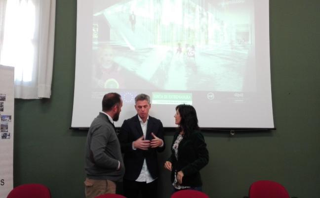 La Junta adjudica a Fontelex la obra del nuevo colegio de Almendralejo