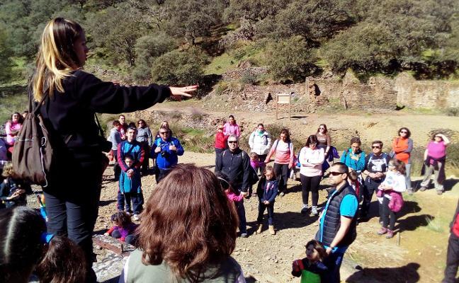 GeoCentro difunde cómo se generó el paisaje extremeño