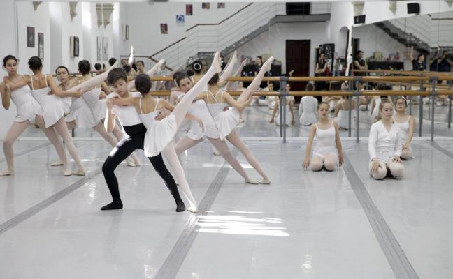La demanda para el nuevo Conservatorio Profesional de Danza duplica a la oferta