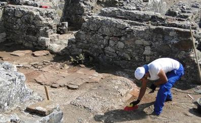 Concluye la limpieza arqueológica de la villa romana de La Cocosa