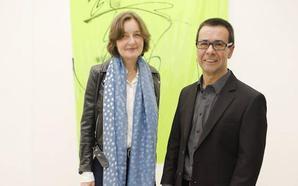 Exposición de la alemana Michaela Zimmer en Kernel