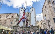 El XIV Festival África en Danza se celebra en Cáceres del 20 al 24
