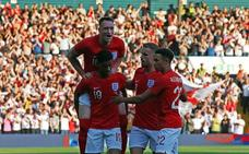 Una Inglaterra en busca de flema