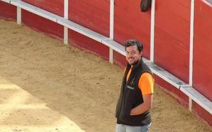 Juan Rubiales, nuevo presidente de la asociación de jóvenes cazadores
