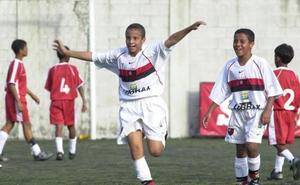 Rodrigo y Thiago: del Mundialito de colegios... al de verdad