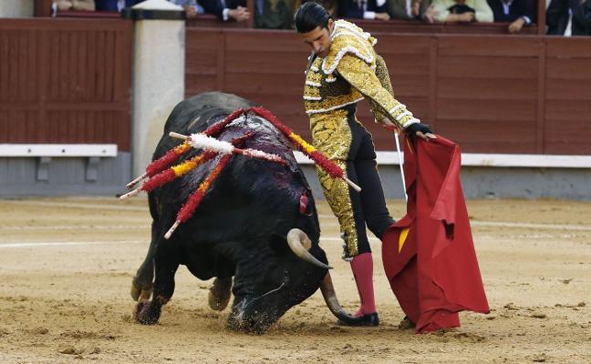 Alejandro Talavante triunfador de la Feria de San Isidro