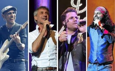 La Feria de San Juan de Badajoz costará este año un 12% más por los cinco conciertos programados