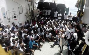 Mérida se pone a disposición del Gobierno para acoger inmigrantes del Aquarius