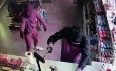 Detenidos dos vecinos de Miajadas por el atraco de la gasolinera del cruce de las Herrerías