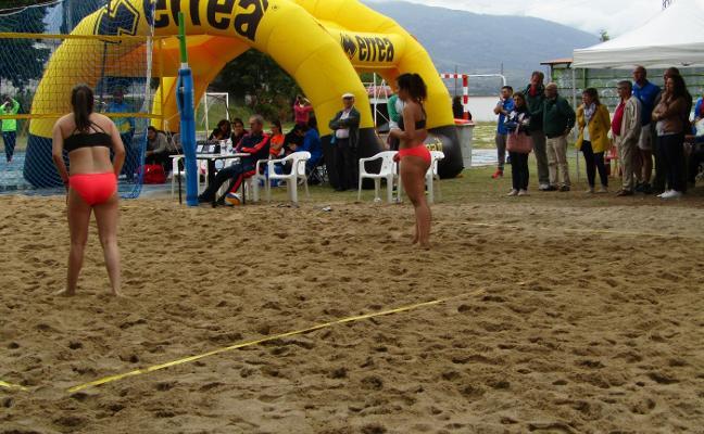 Piden seguir acogiendo campeonatos de voley playa de Madrigal
