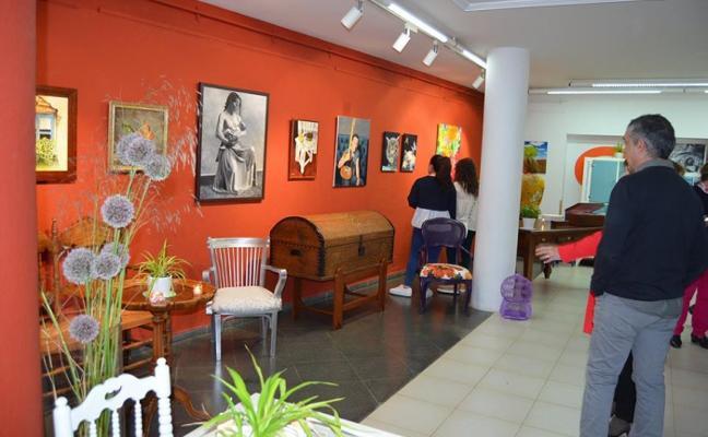 Muestra de la Escuela de Artes de Villanueva