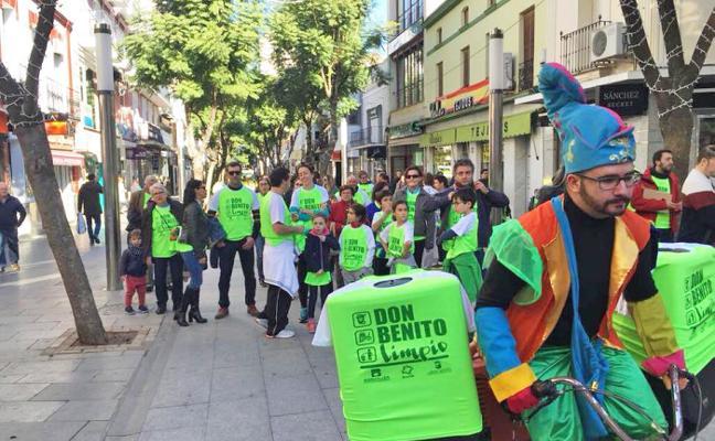 El programa 'Don Benito Limpio' recibe la Escoba de Plata