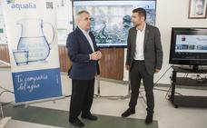 Una plataforma informática gestionará las redes de aguas en Badajoz
