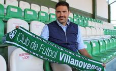 «El Villanovense es un equipo ambicioso»