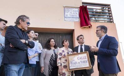 Plasencia dedica una calle junto a la plaza de toros a Victorino Martín