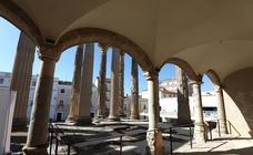 Abre al público el centro de interpretación del Palacio de los Corbos de Mérida