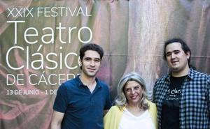 'Eco y Narciso' inaugura este jueves en Cáceres el Festival de Teatro Clásico