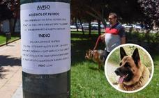 La Policía Nacional investiga un tercer caso de envenenamiento de un perro en Badajoz