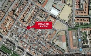 Detenido en Badajoz un conductor ebrio tras provocar un choque y agredir a policías locales