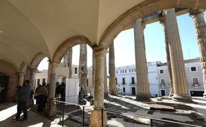 El centro de interpretación del Palacio de los Corbos abre al público
