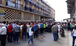 El Extremadura vende todas las entradas para los no abonados