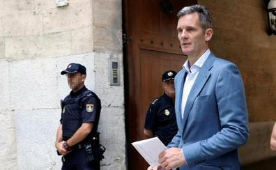 La Audiencia da 5 días a Urdangarin para entrar en prisión