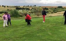 Éxito de participación en la clausura de la Escuela de Golf Adaptado de Villanueva